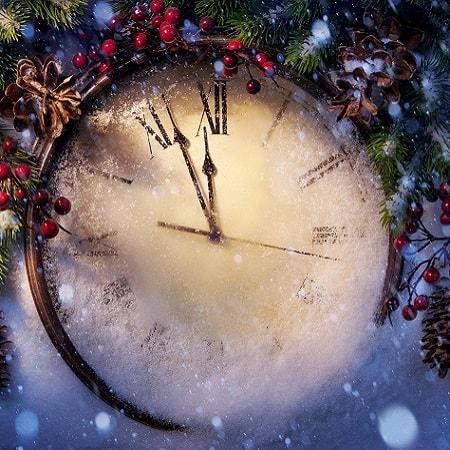 Новый год - МонтажСтройЭлектро