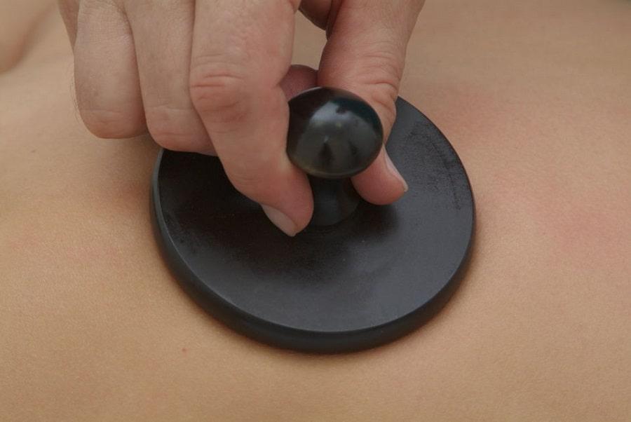 эбонит для массажа